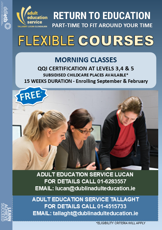 Free and Flexible BTEI Courses